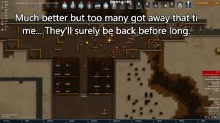Dire Raids! Massive Raids End Game  Rimworld Mod Showcase - Самые
