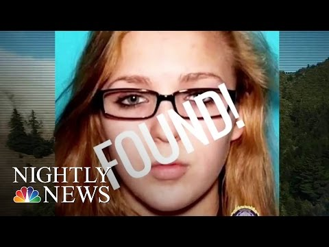 Missing Tennessee Teen Safe, Teacher Arrested | NBC Nightly News