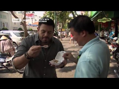 Secret Eats with Adam Richman - Ho Chin Minh City | Travel Channel