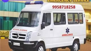 Medilift Ambulance Service in Karolbagh and Mangolpuri