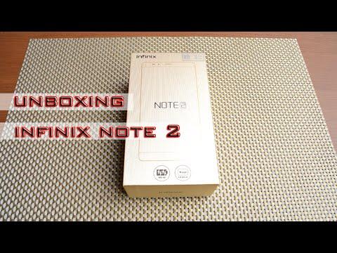 Unboxing Infinix Note 2 Indonesia (Juragan Tekno)