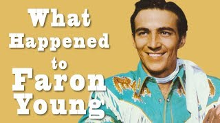 What happened to FARON YOUNG?