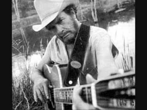 Merle Haggard I'm A White Boy