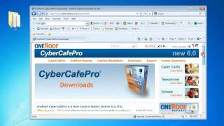 Installation of CyberCafePro 6 Client - VidInfo