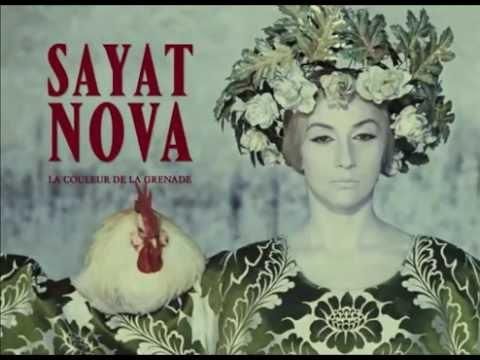 Sayat Nova, la couleur de la grenade  de Serguei Paradjanov - Bande-annonce