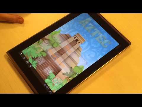 Video of Aztec