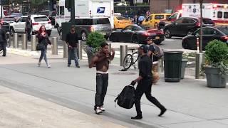NYC Street Fight