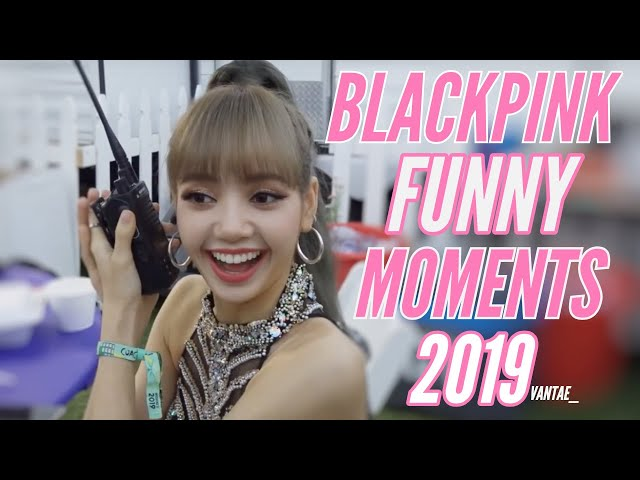 BLACKPINK Diaries cute and funny moments