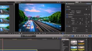 Time-Lapse: Final Cut Pro X Ep 113: DSLR | Video Skills With Rich Harrington: Adorama Photography TV