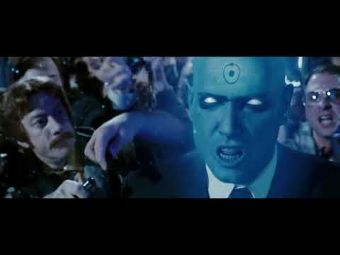 Dr  Manhattan  All Powers from Watchmen