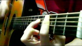 Space Dandy OP Guitar Cover - Viva Namida