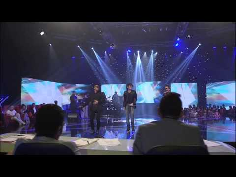 Konsert Kemuncak Ceria Popstar 2: Hafiz and Friends - Counting Stars (OneRepublic)