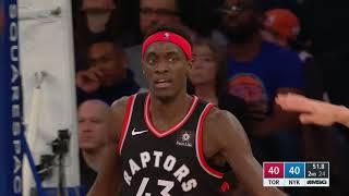 Toronto Raptors Vs New York Knicks   February 9, 2019