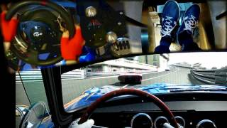preview picture of video 'GT6 T500rs TH8 Cobra Daytona Montecarlo'
