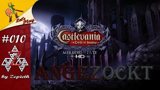 Angezockt | #010 | Castlevania - Lords of Shadow - Mirror of Fate HD