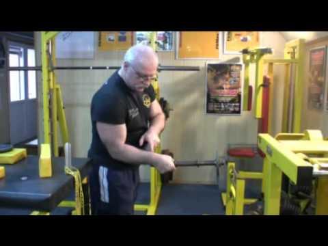 Ćwiczenia wideo wzmocnić mięśnie nóg i pośladków