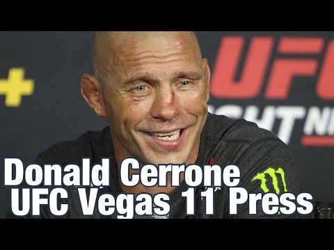 Donald Cerrone: Weathering the Inner Storm | UFC Vegas 11 Post