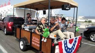 ED COLES ENTERTAINERS IN OCEAN CITY, NJ  AUG 9, 2012