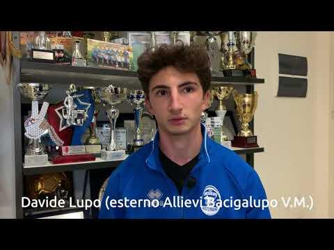 Preview video DAVIDE LUPO (ALLIEVI REGIONALI 2003-2004)