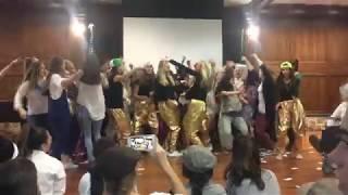 Seniors' Mamma Mia Lip Sync Performance - Spirit Week 2018