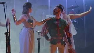 """Bailarín en XXX Aniversario del Grupo Musical """"SAUROM"""" - Coreografía: Cristian Ávila."""