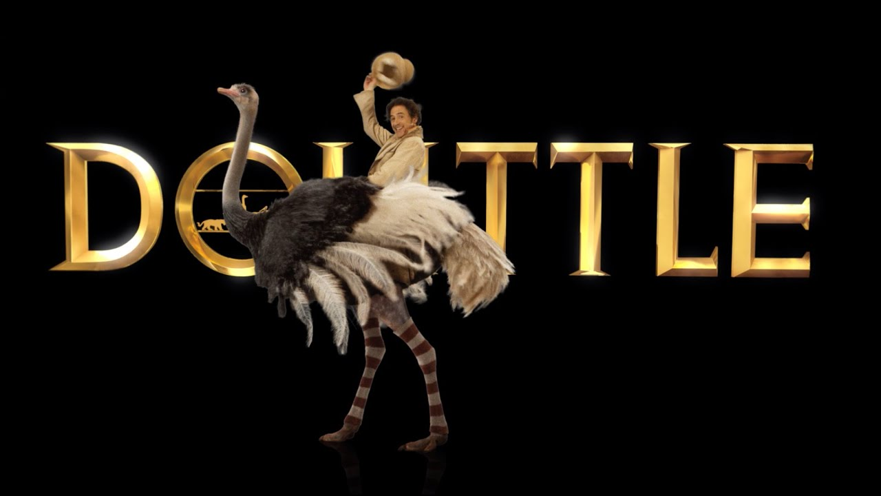 Lyrics to original by Sia from Dolittle Soundtrack