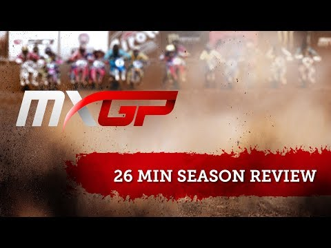 26 minutes Behind the Gate - MXGP Season Review 2018 - motocross