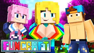 THE FUNCRAFT CURSE?? | FunCraft Ep 1