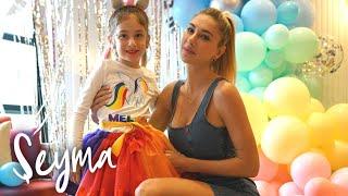 Seyma Subasi - Melisa's birthday party and the statement regarding message sent to Acun