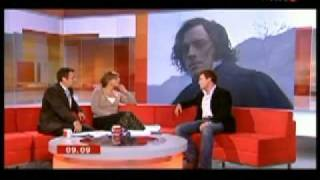 Interview Jane Eyre (BBC Breakfast)