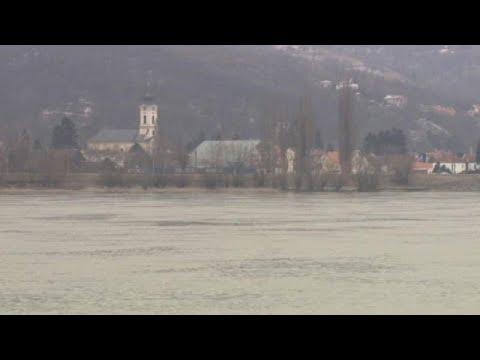 Ουγγαρία: Επιχείρηση εκβάθυνσης στον Δούναβη