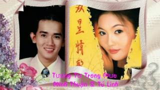 Tương Tư Trong Mưa - Minh Thuận & Tú Linh