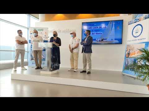 Turismo Costa del Sol patrocinará al equipo malagueño de regatas Estrella del Viento, que competirá en la Copa del Rey y en la Copa de España este verano