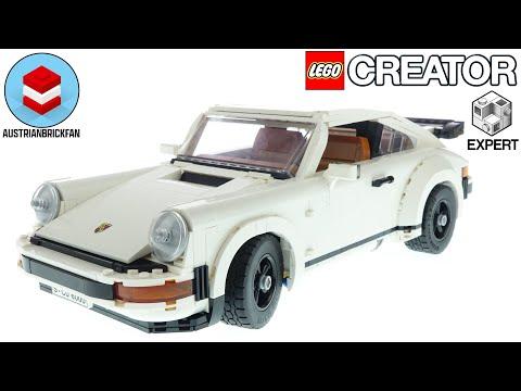 Vidéo LEGO Creator 10295 : Porsche 911