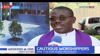 How churches have responded swiftly to observing guidelines to combat spread of coronavirus