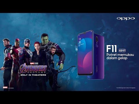 OPPO F11 Indonesia - Fitur Unggulan