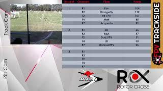 Rotorcross FPV Drone Race Round 3 Live Stream 18/4/21