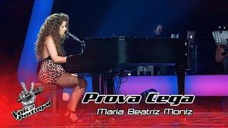 "Maria Beatriz Moniz – ""A Thousand Miles"" | Prova Cega | The Voice Portugal"