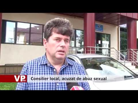 Consilier local, acuzat de abuz sexual