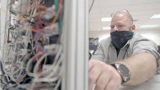 Control Panel Specialist – Brian Sabo