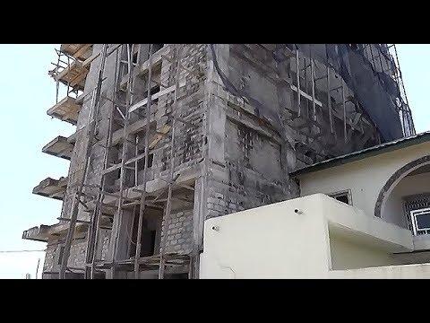 CONSTRUCTION / BÂTIMENTS : LES DANGERS DES CONSTRUCTIONS ANARCHIQUES. LES ACTIONS DE L'ETAT POUR EMPÊCHER CES CONSTRUCTIONS.