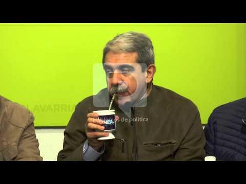 ANIBAL FERNANDEZ EN OLAVARRIA CON JOSE ESEVERRI