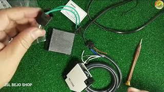 OMRON Foto Elektrik Infra Red Photoelectric Switch E3JK-R4M1 AC 90-250V 3A