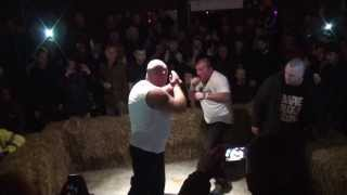 Bare Knuckle Boxing Decca v The Leicester Bulldog