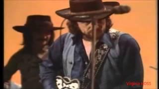 Waylon Jennings RARE Outlaw Video...'Ramblin' Man' (Full Length Song).wmv