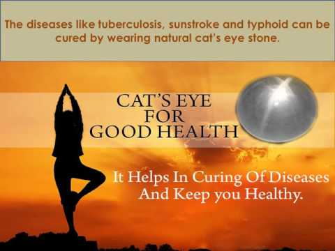The Therapeutic Powers Of Cats Eye Gemstone