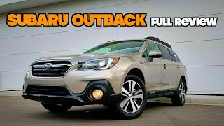 2019 Subaru Outback: FULL REVIEW | Refinements to the Most Important Subaru