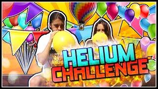 HELIUM CHALLENGE | Miszczelendż #13 /w ksenia