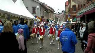 Göta Lejon - Hey Mambo -Haga Julmarknad 2007
