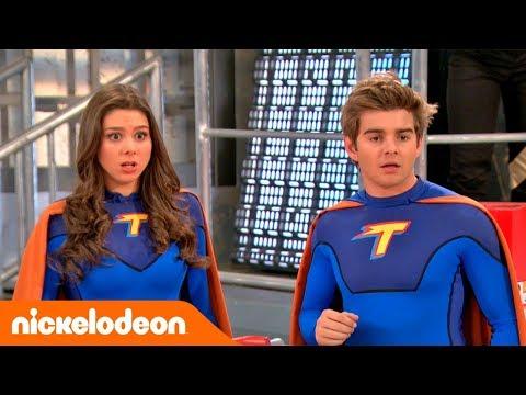 Die Thundermans | Letzte Prüfung | Nickelodeon Deutschland